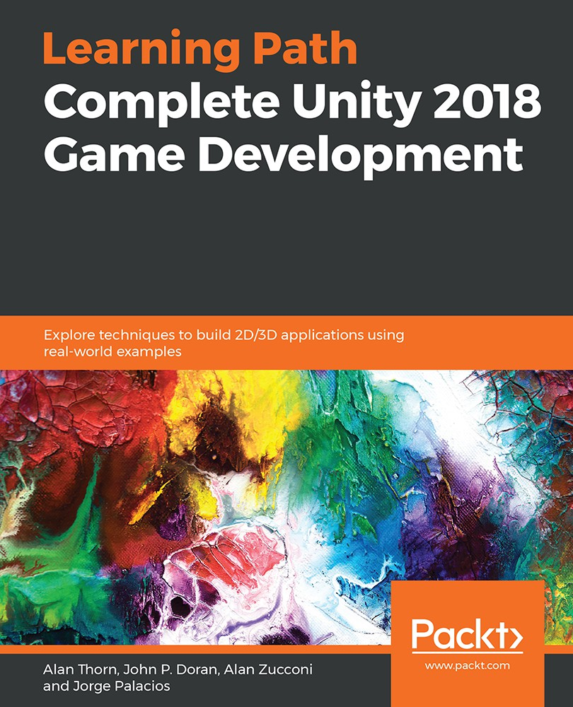Hands-On Game Development Patterns with Unity 2019 » Free