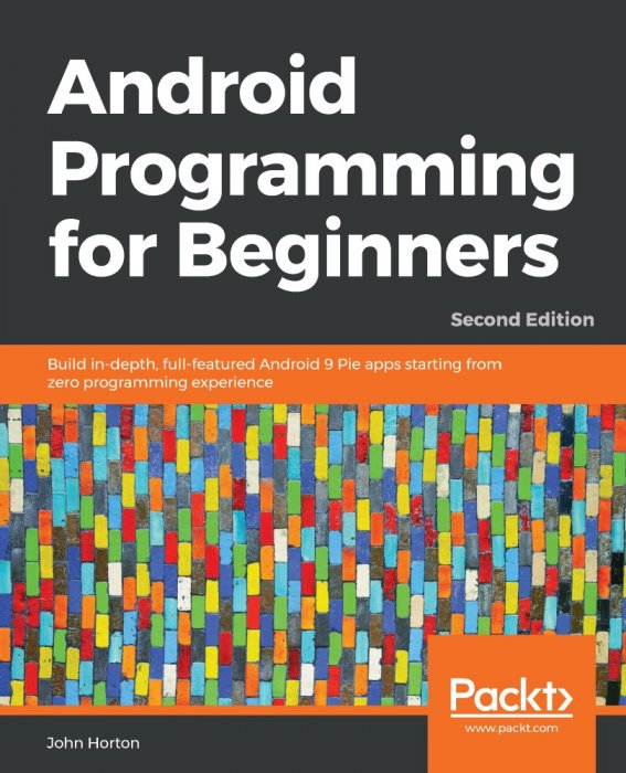 Android Programming for Beginners, 2nd Edition » Free books EPUB