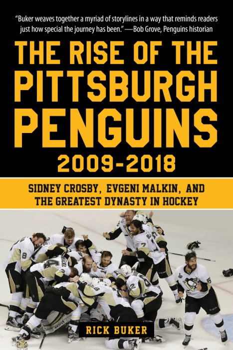 The Rise of the Pittsburgh Penguins 2009-2018: Sidney Crosby