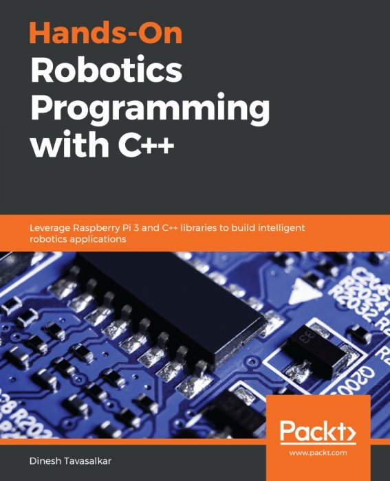 Hands-On Robotics Programming with C++ » Free books EPUB