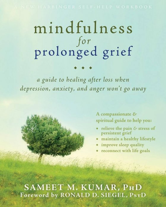 Mindfulness for Prolonged Grief: A Guide to Healing after