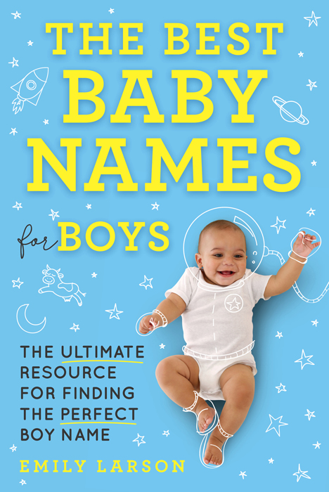 The Best Gender-Neutral Baby Name Book: The Ultimate