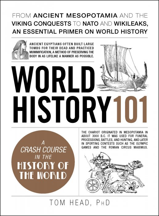 World History 101: From ancient Mesopotamia and the Viking conquests