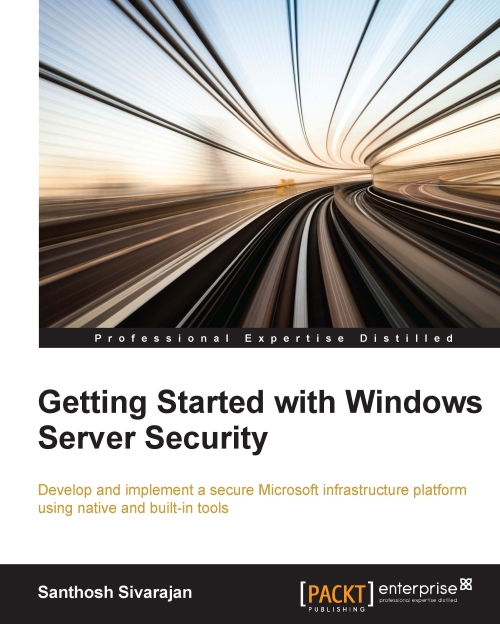 Getting Started with Windows Server Security » Free books EPUB