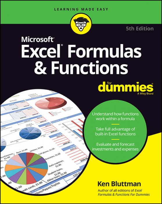 Excel VBA Programming For Dummies (Dummies), 2nd Edition