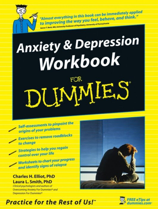 Anxiety & Depression Workbook For Dummies (Dummies) » Free books