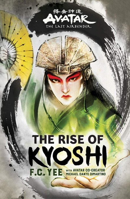 Avatar, The Last Airbender: The Rise of Kyoshi » Free books