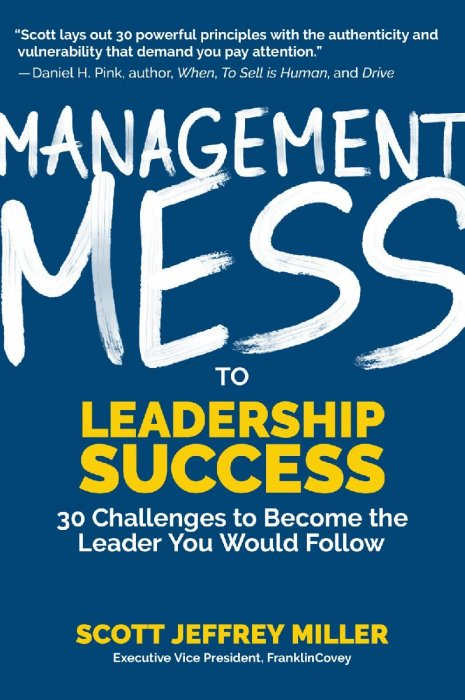 Management Mess to Leadership Success: 30 Challenges to