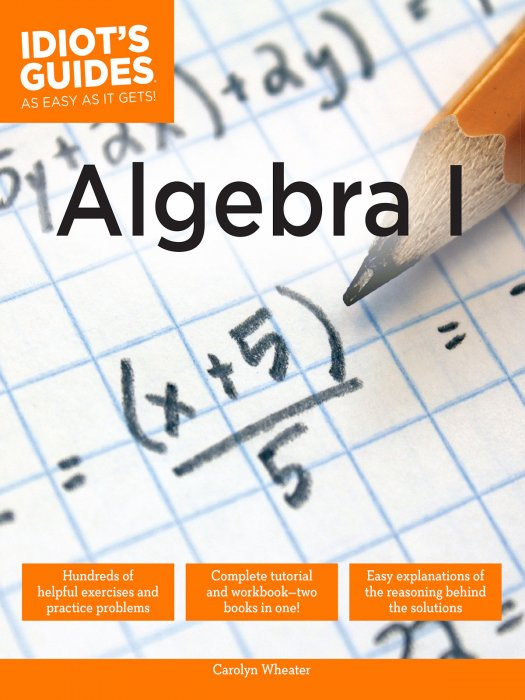 Everything You Need to Ace Math in One Big Fat Notebook: The