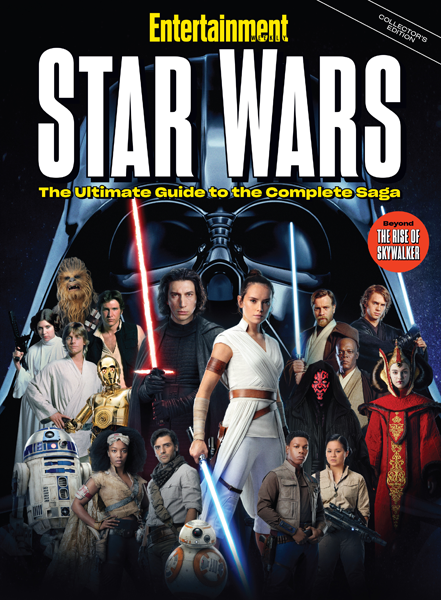 Entertainment Weekly Star Wars The Ultimate Guide To The Complete Saga Free Books Epub Truepdf Azw3 Pdf