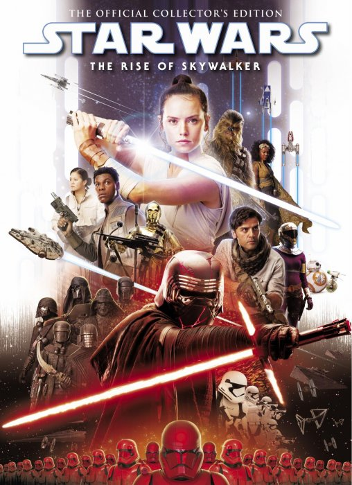 Star Wars The Rise Of Skywalker The Official Collector S Edition Star Wars Free Books Epub Truepdf Azw3 Pdf