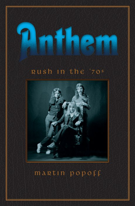 Anthem Rush In The 70s Rush Across The Decades Book 1 Free